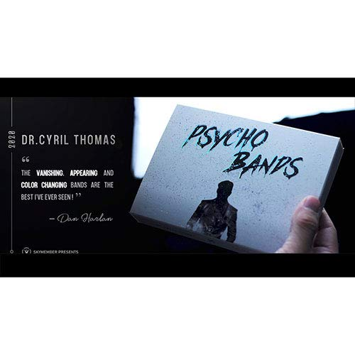 SOLOMAGIA Skymember Presents Psychobands by Dr. Cyril Thomas ft Calvin Liew