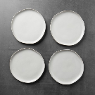 Stoneware Dinner Plate - Black - Hearth & Hand™ with Magnolia : Target