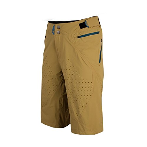 Royal Racing Short Impact-Beige-XXL Homme, FR (Taille Fabricant : 2XL)