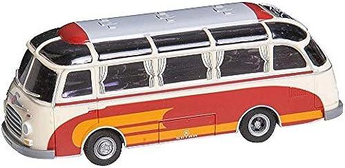 Faller 161617 Setra S6 (BREKINA)