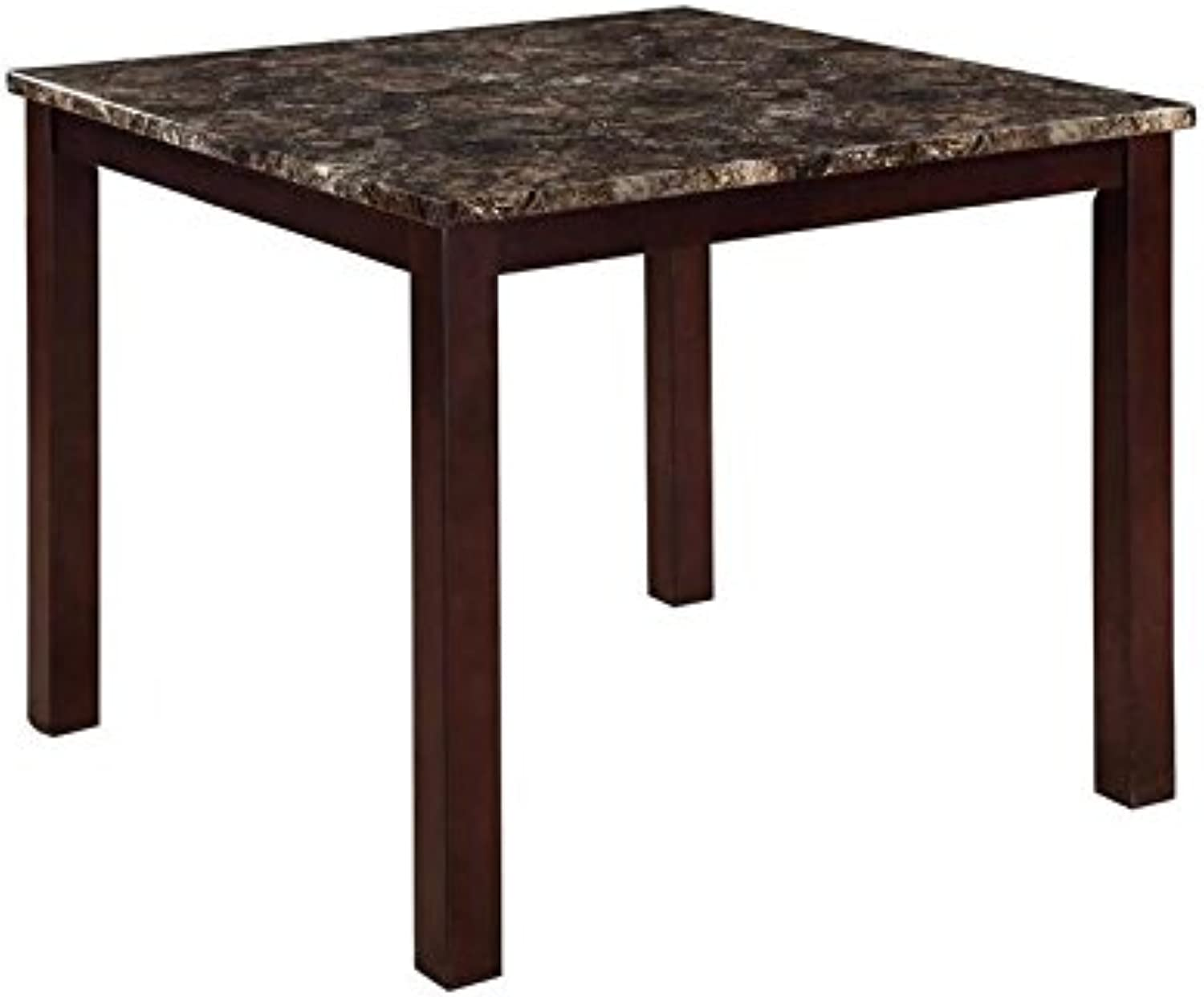 Benzara BM160853 End Table Brown