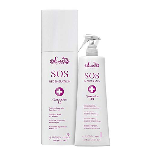 Sweet Hair Kiss Me SOS Treatment Kit