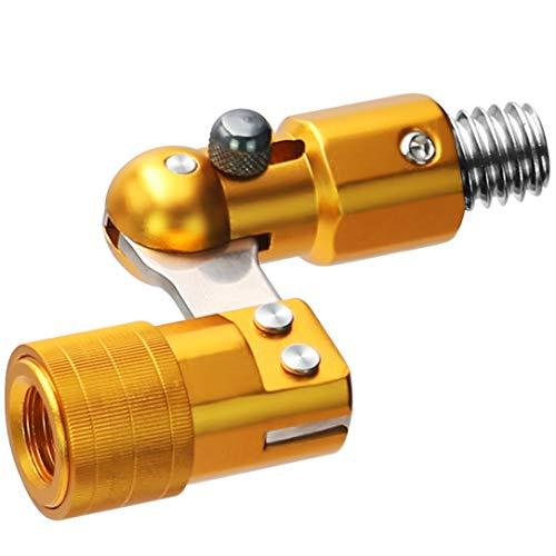 SANLIKE タモジョイント 玉枠用ジョイント 折りたたみ式 ロックタイプ 簡単に取り付け 4色