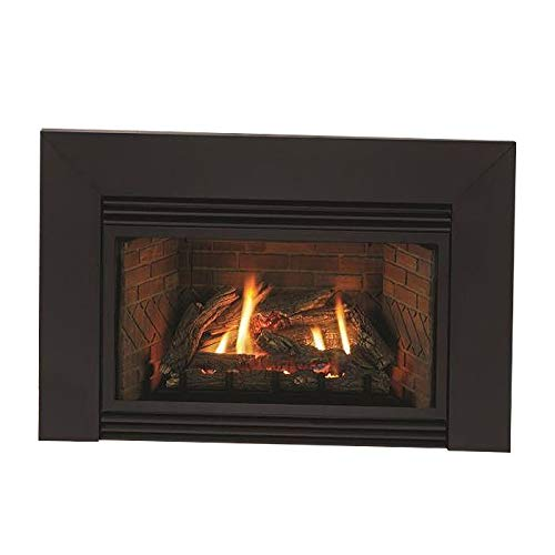Best Review Of Empire Comfort Systems Innsbrook 28K BTU, IP VF MED Insert w/ (4 x 3) Black Surround,...