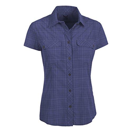Salewa Kitaa 2.0 Dry W Chemise à Manches Courtes pour Femme S M Talut Loganberry