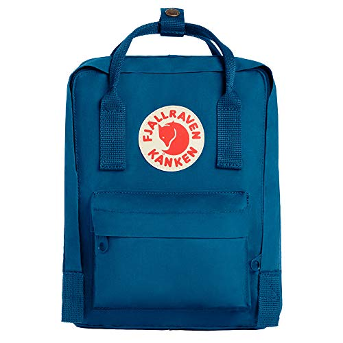 FJÄLLRÄVEN Unisex-Adult Kånken Mini Carry-On Luggage, Glacier Green, 29 cm