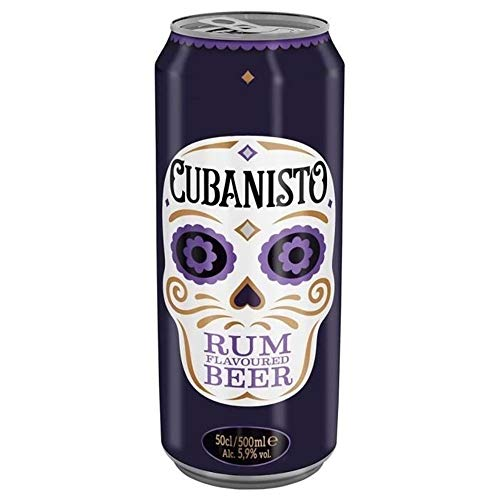caja Cubanisto 5,9 ° 50 cl 6 x 50 cl