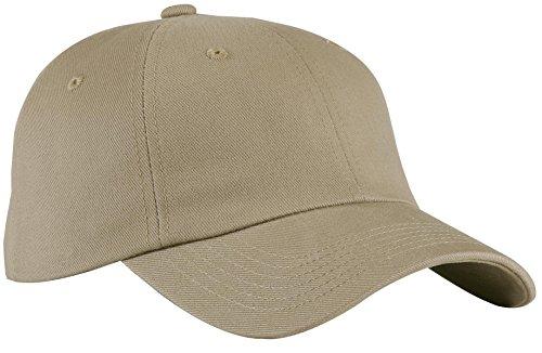 Port Authority Men's Brushed Twill Cap