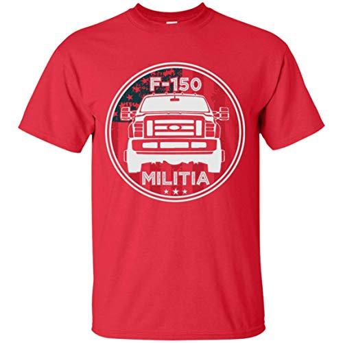 Super Duty F-150 Militia T-Shirt Red