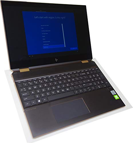 HP Spectre x360-15.6' 4K Touch - 10th gen i7-10510U - 16GB - 512GB Optane SSD - Dark Ash