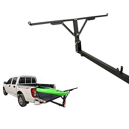 ECOTRIC Foldable Pick Up Truck Bed Hitch Extender Extension...