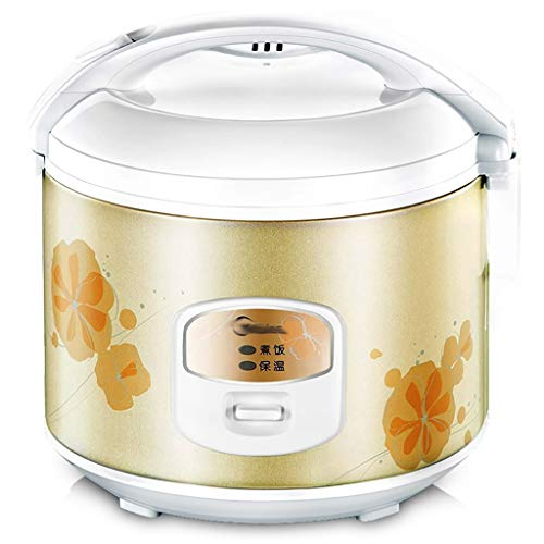 Best Bargain Rice Cooker Steamer | 500W | Automatic Cooking, Easy To Clean, High Temperature Protect...