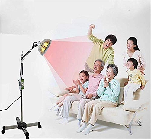 Find Discount TDP Far Infrared Heat Lamp Non-Red Light Improve Blood Circulation Vertical: Adjustabl...