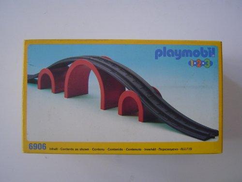 PLAYMOBIL® 6906 1.2.3 Eisenbahn-Brücke