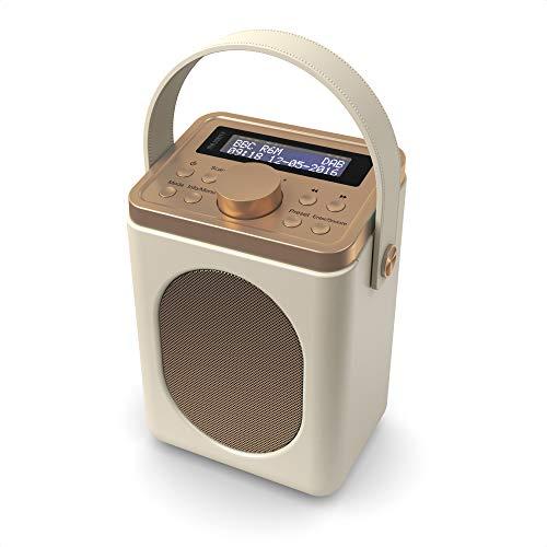 Majority Little Shelford DAB/DAB+ Digital & FM Radio,...