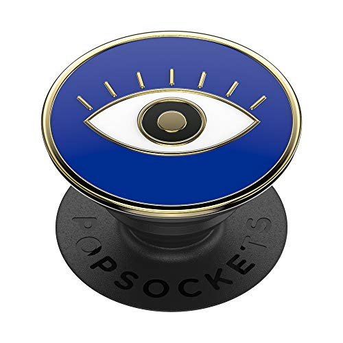 PopSockets: PopGrip with Swappable Top for Phones and Tablets - Enamel Evil Eye