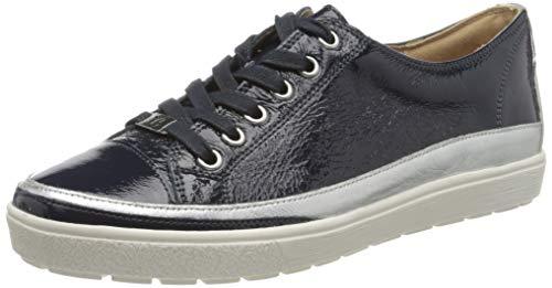 CAPRICE Damen Manou Sneaker, Blau, 7 EU