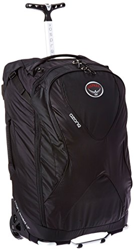 Osprey Ozone 22'/46 L Wheeled Luggage, Black