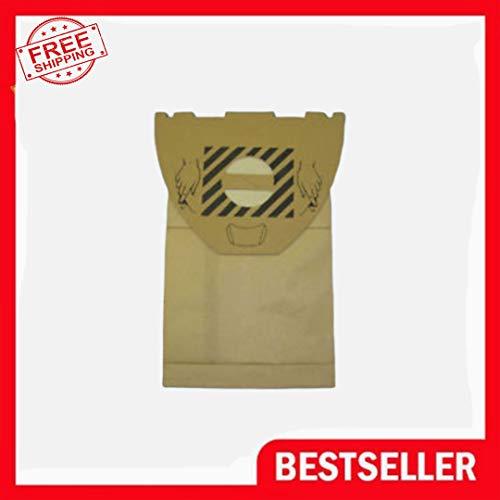 Euroclean Vacuum Cleaner Bags Hip Vac 10pk w/ 1 Filter Fits UZ964 Envirocare Vac
