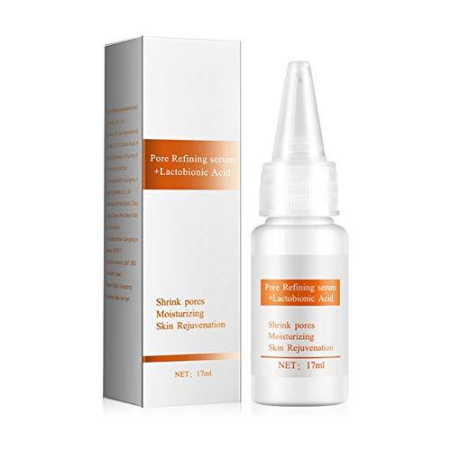 Symeas 20 ml Pore Refining Essence Hydratant Peau Lissage Sérum Facial Peau Réparatrice Invisible Pores Sérum pour Peau Grasse