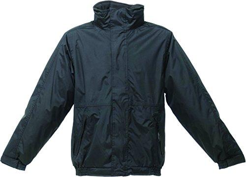 Regatta Dover 2X-Large Jacket - Black/Ash