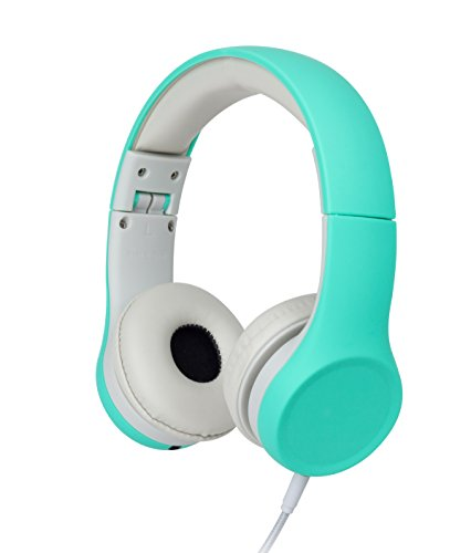 Snug Play+ Kids Headphones Volume Limiting and Audio Sharing Port...