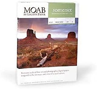 Moab Somerset Enhanced Velvet 225gsm 13