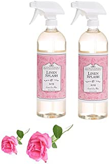 Scentennials Rose Linen Spray 32oz (2-Pack) - A Must Have for All Your linens, Laundry Basket or just Spray Around The House.