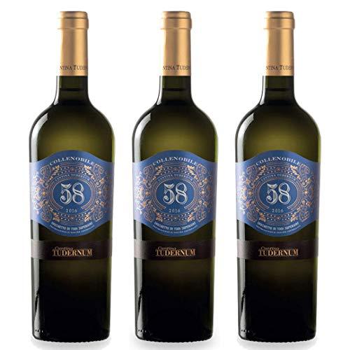 3 Bottiglie di ColleNobile Grechetto di Todi Superiore D.O.C.G