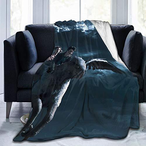 Manta de forro polar de Harry Potter y el prisionero de sherpa, con textura, suave manta de microfibra reversible 50