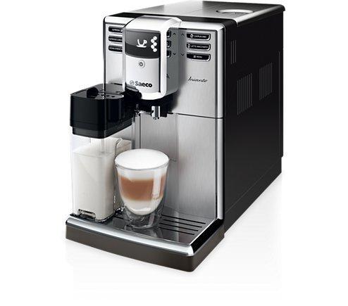Saeco Incanto Carafe HD8917/47 Superautomatic Espresso Machine (Renewed)