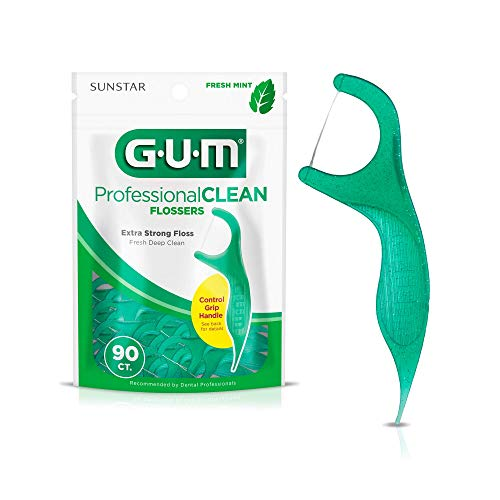 Our #5 Pick is the GUM Professional Clean Flossers