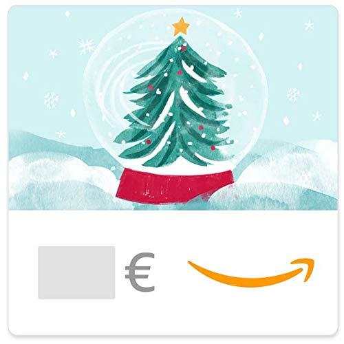 Digitaler Amazon.de Gutschein (Schneekugel)