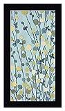 Mandarins I by Sally Bennett Baxley - 20' x 36' Black Framed Canvas Art Print - Ready to Hang