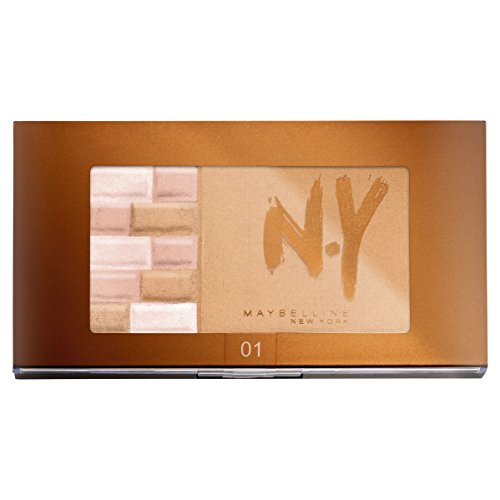 Maybelline New York Bricks bronzer - 1 pack de...