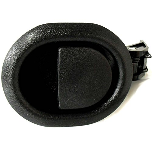 Choice Parts - Black Recliner Release Handle - Comes with Cable Clip
