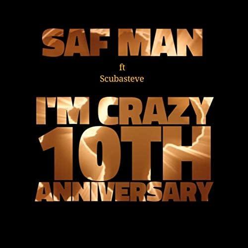 Saf Man feat. Scubasteve