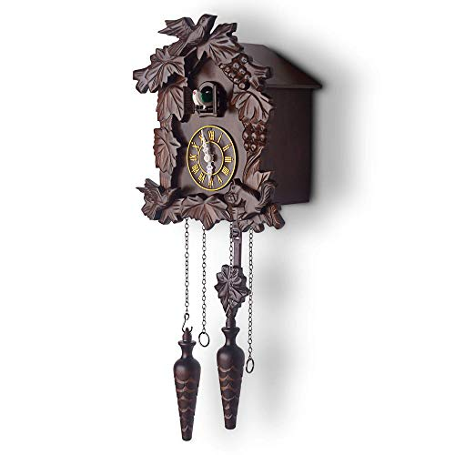 Kendal Handcrafted Wood Cuckoo Clock MX210
