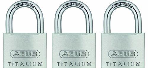 ABUS 64TI/40 Titalium Alloy Padlock