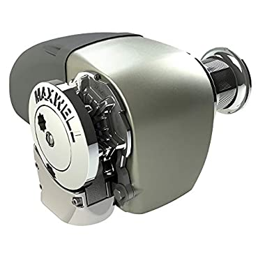 Maxwell HRC10 Horizontal Rope Chain Windlass 12V No Capstan 3/8 Chain, 5/8 Rope