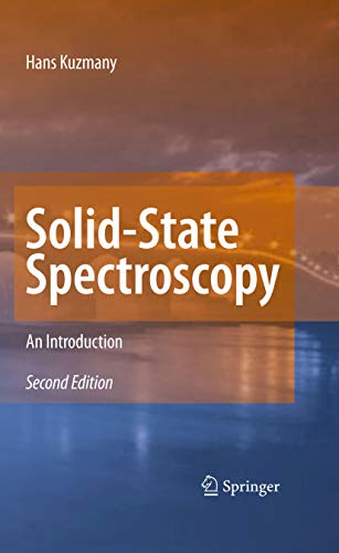 Solid-State Spectroscopy: An Introduction (English Edition)
