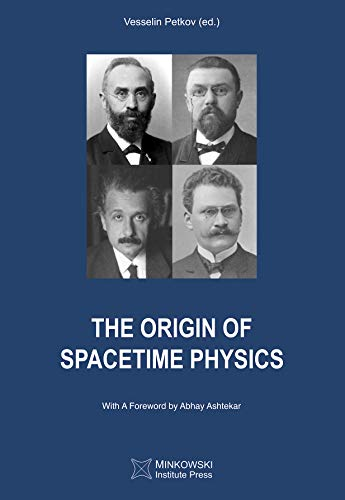 The Origin of Spacetime Physics (English Edition)