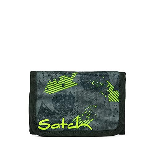 Satch Off Road Geldbörse, Unisex, Kinder, Mint/White, Einheitsgröße