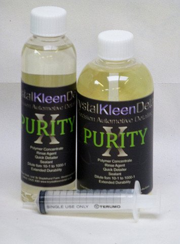 Krystal Kleen Detail Purity X Advanced Polymer Concentrate Sealant - 250ml