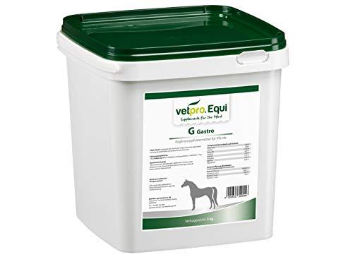 Vetpro Equi G (Gastro) 3 kg - Hilft bei Magen-Darmstörungen vom Pferd