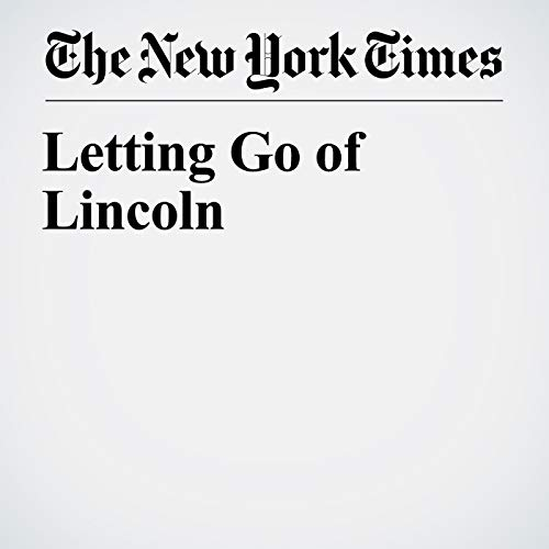 Letting Go of Lincoln copertina
