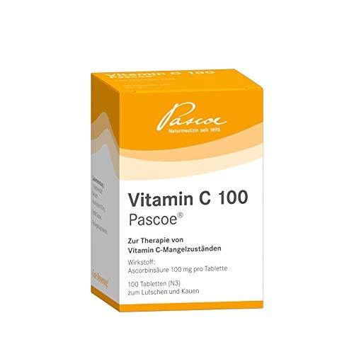 VITAMIN C 100 PASCOE 100St Tabletten PZN:747041