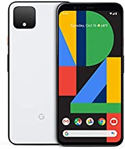 Google Pixel 4 XL - Clearly White - 128GB - Unlocked