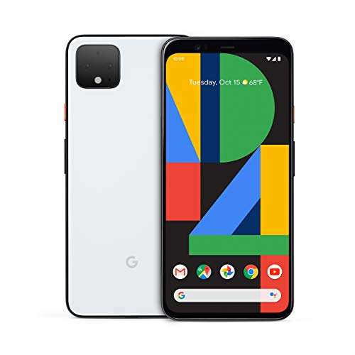 Google Pixel 4 XL - Clearly White - 64GB - Unlocked