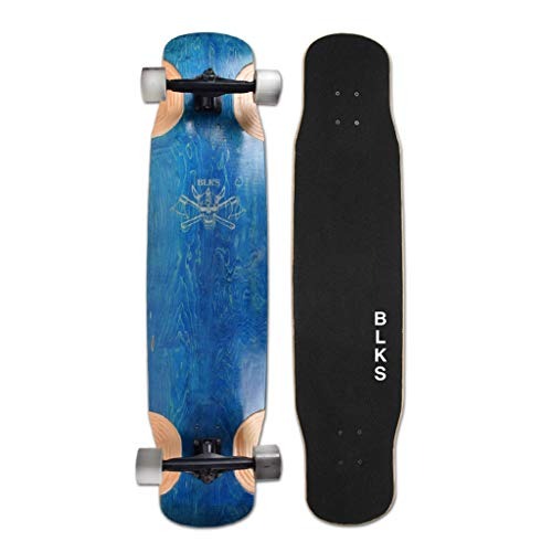 Check Out This XUEYING-KickScooter Professional Board Long Board Four-Wheel Brush Street All-Around ...